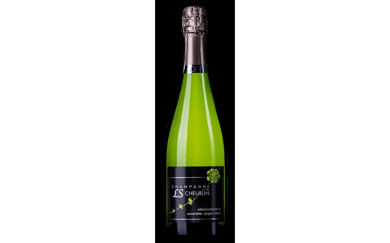 """JTC Classique Champagner Brut """"Kimmeridgium Kalk"""" Côte des Bar, Frankreich"""