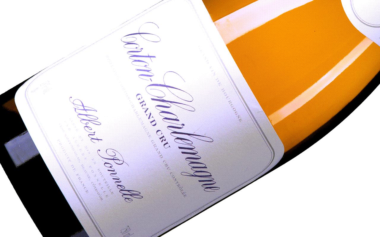 """2013 Corton-Charlemagne Grand Cru """"Kalkstein Mergel""""  Côte de Beaune Burgund, Frankreich"""