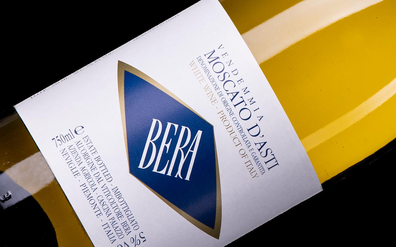 """2020 Moscato d'Asti Schaumwein """"Braunerde"""" Piemont, Italien"""