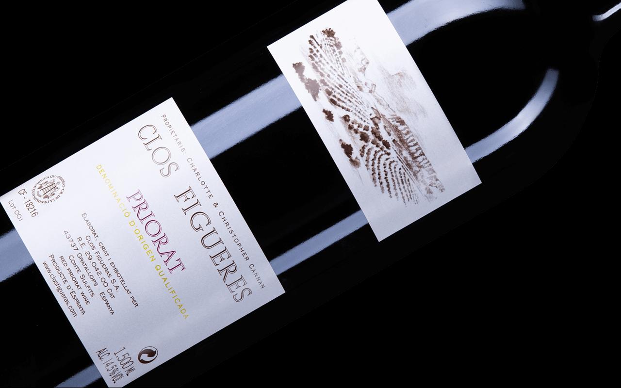 """2014 Clos Figueres Premium Magnum Bio """"Llicorella Schiefer Lehm"""" Priorat, Spanien"""