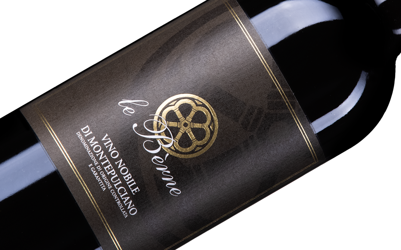 "2015 Vino Nobile di Montepulciano ""Pliozän-Kalk Fossilien"" Montepulciano, Italien"
