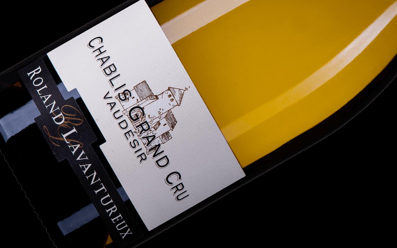 "2017 Chablis Vaudésir Grand Cru ""Kimmeridgium Kalk"" Chablis, Frankreich"