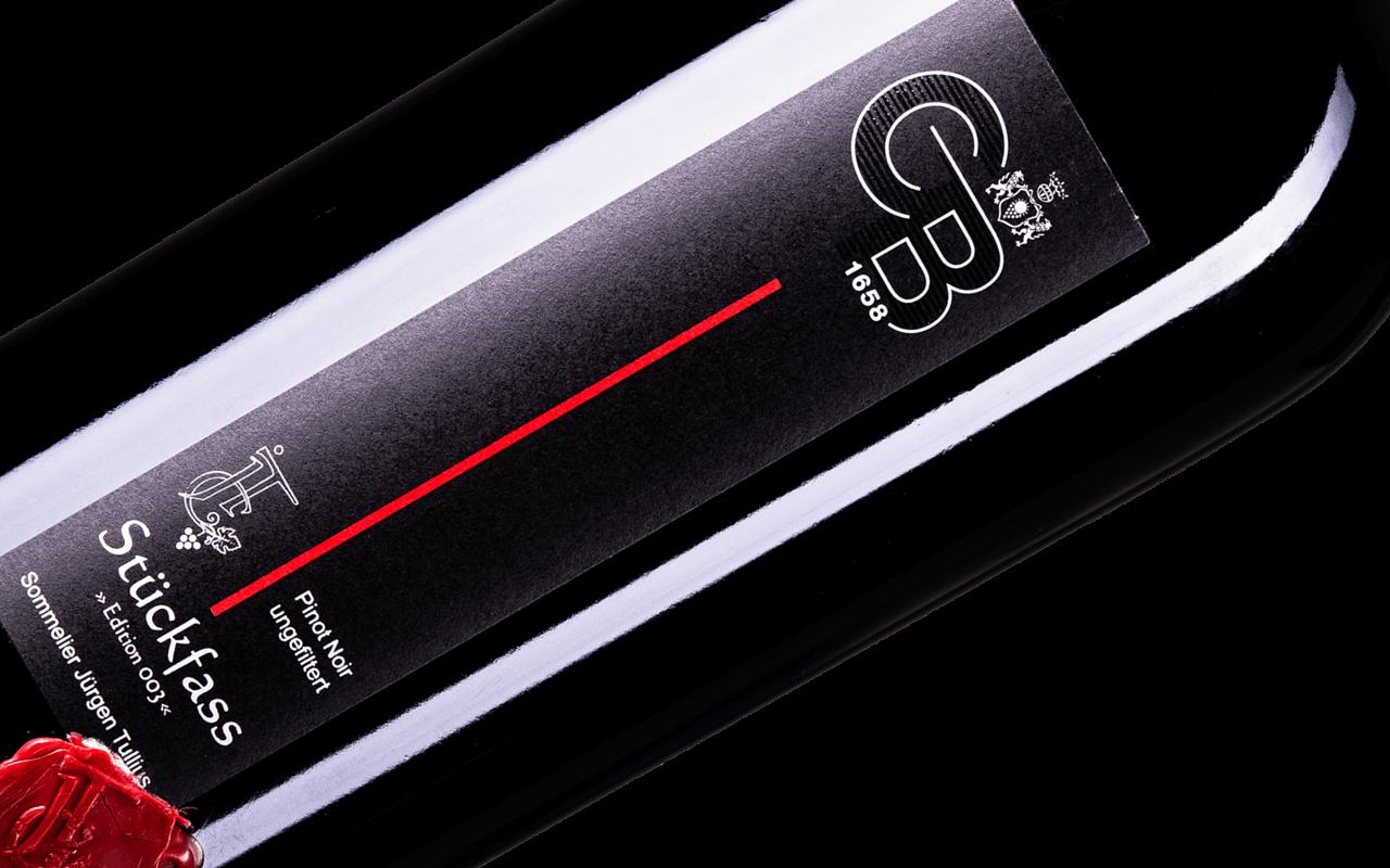 """2011 JTC Stückfass Pinot Noir """"Porpyhr"""" Magnum Nahe, Deutschland"""