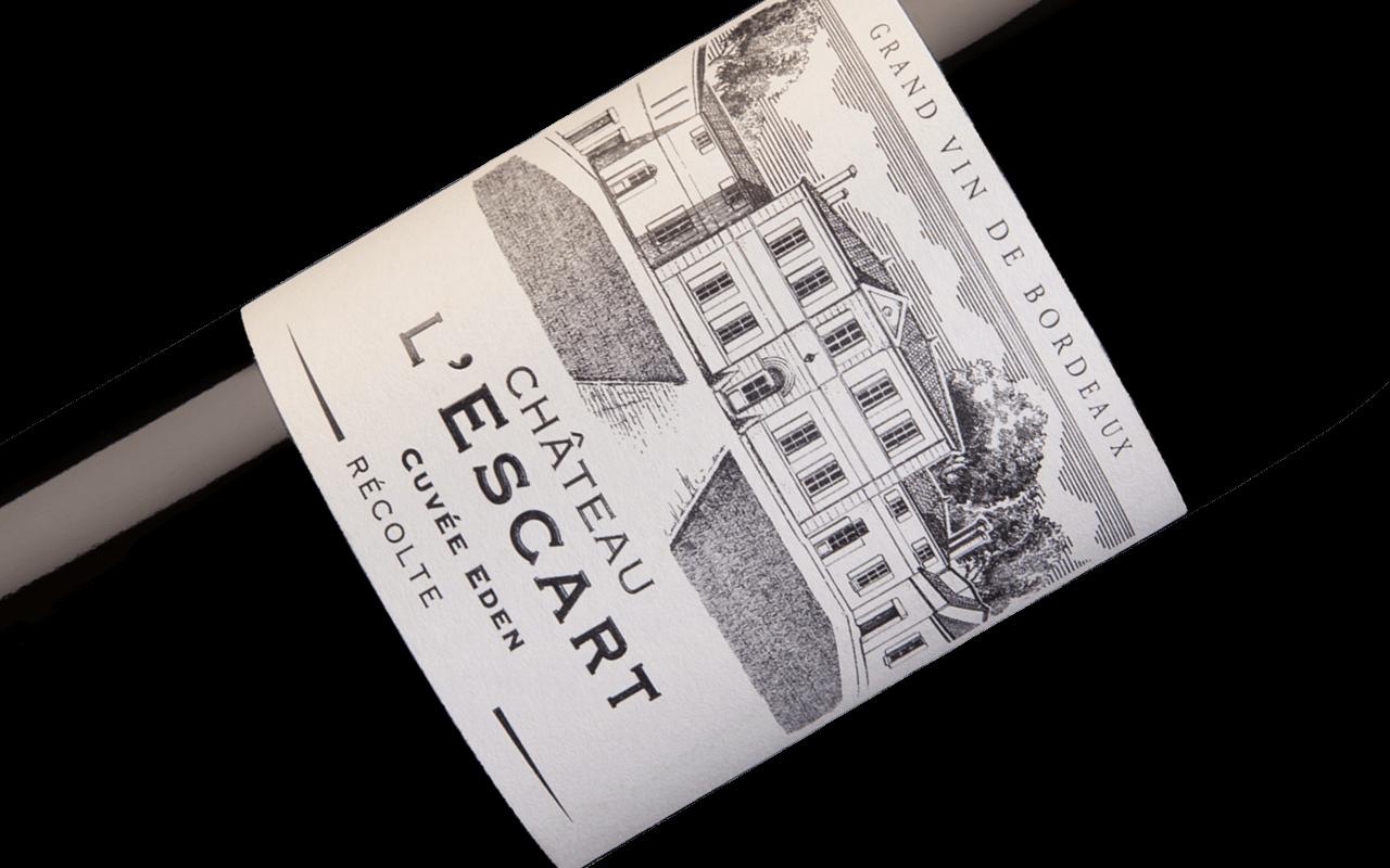 """2016 Château L'Escart """"Braunerde"""" Bio Demeter Bordeaux Superieur, Frankreich"""