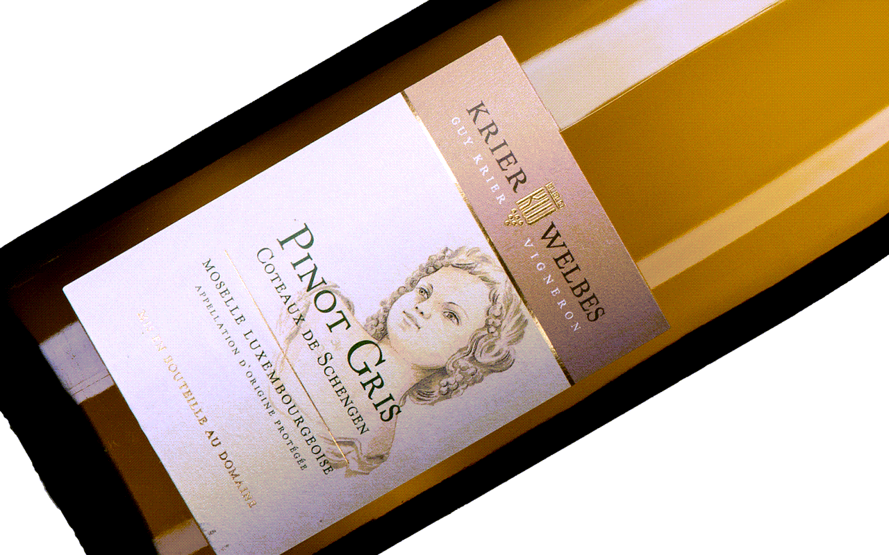 """2019 Pinot Gris """"Gipskeuper"""" Moselle, Luxembourg"""