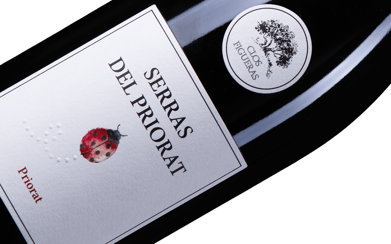"2017 Serras del Priorat Tinto Bio ""Llicorella Schiefer Lehm"" Priorat, Spanien"
