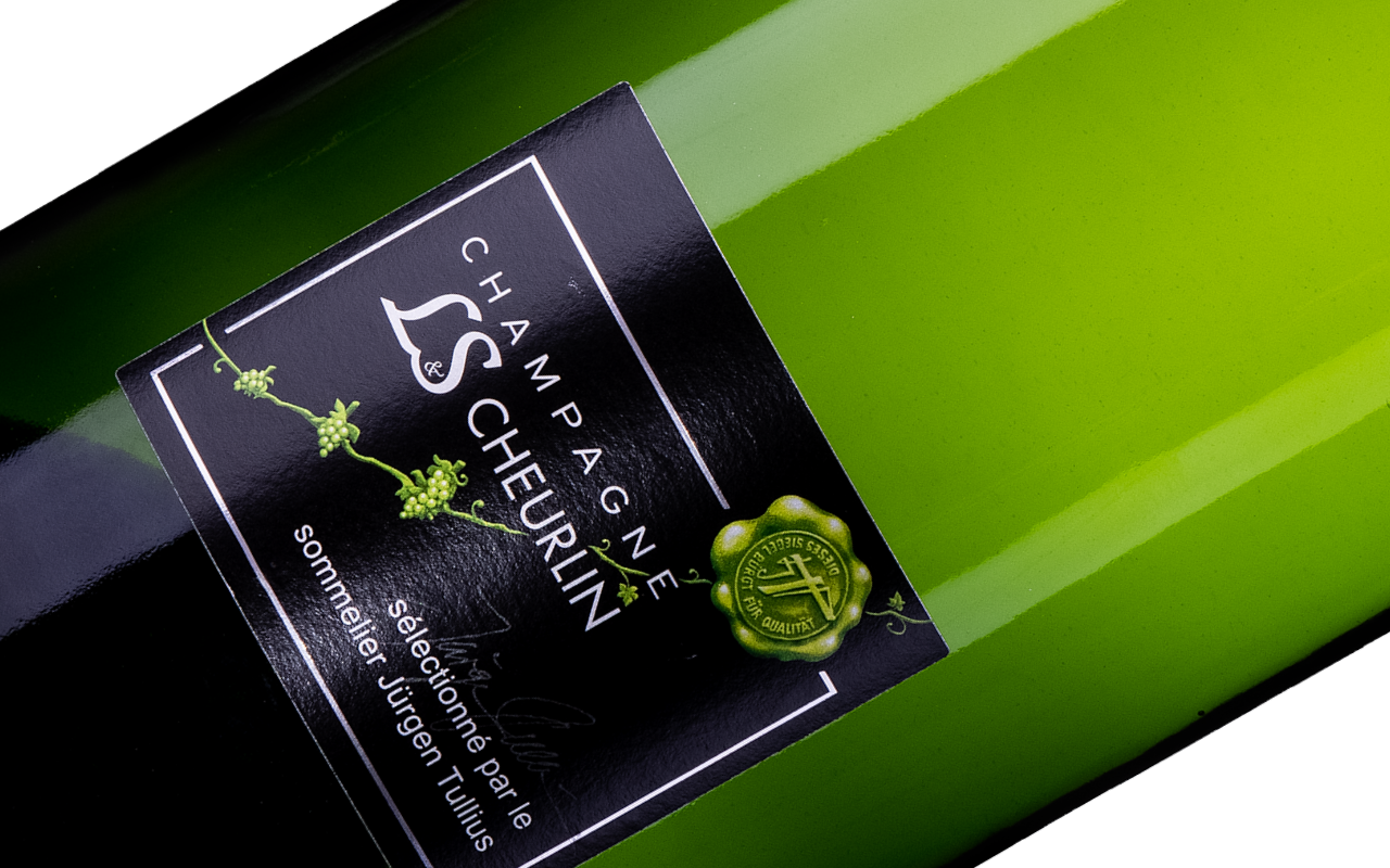 """JTC Classique Champagner Doppelmagnum """"Kimmeridgium Kalk"""" Côte des Bar, Frankreich"""