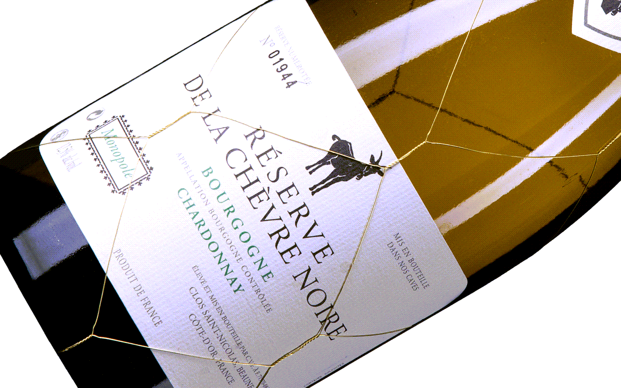 """2018 Chardonnay Bourgogne """"Kalkstein"""" Burgund, Frankreich"""