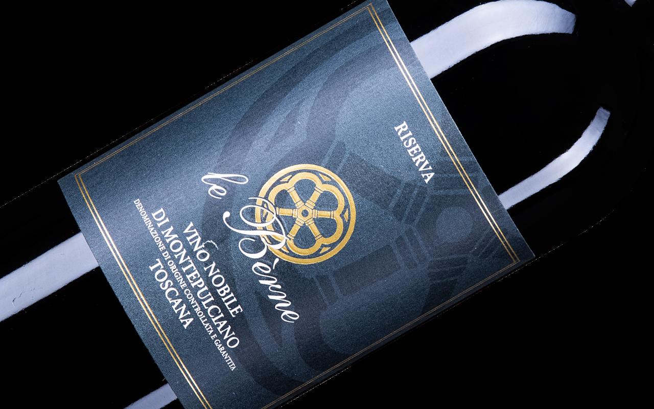 "2017 Riserva Vino Nobile di Montepulciano ""Pliozän-Kalk Fossilien"" Montepulciano, Italien"