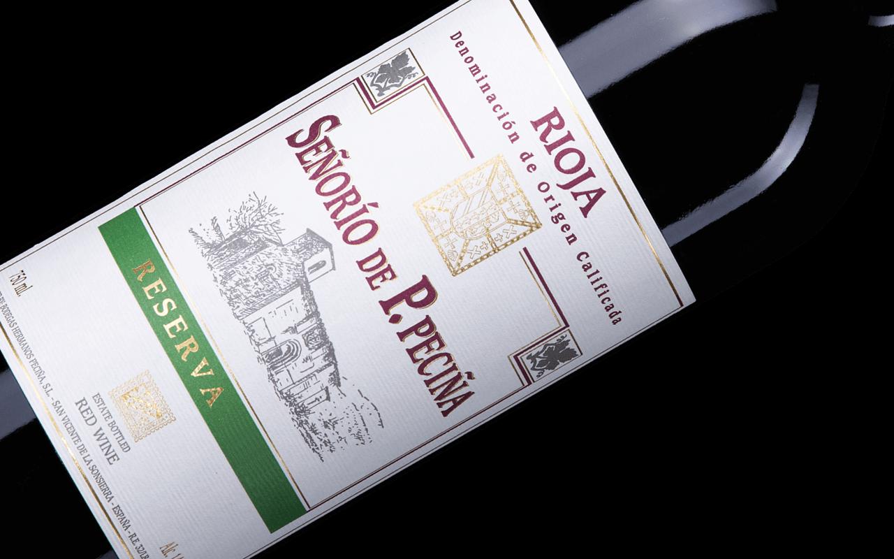 "2013 Reserva ""Alavesa Kalkstein"" Rioja Alta, Spanien"