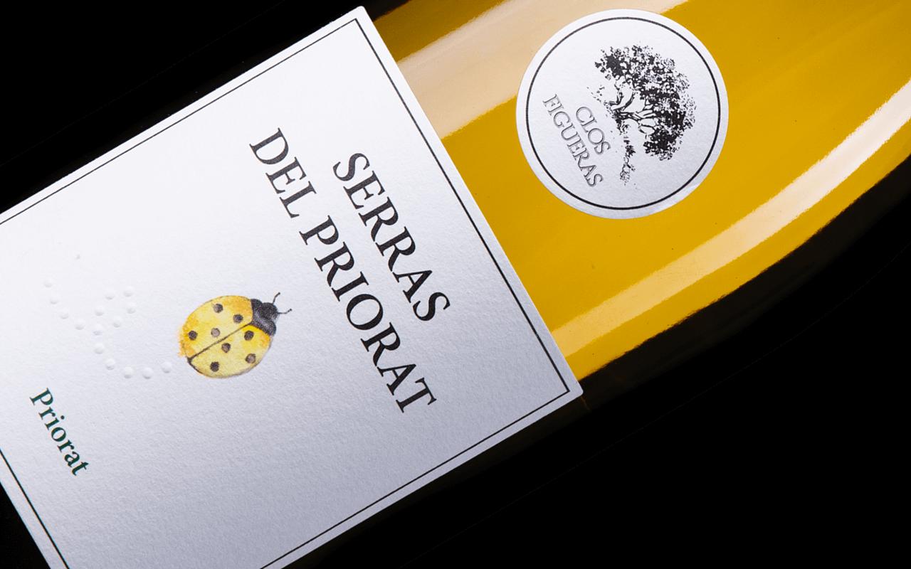 "2018 Serras del Priorat Blanco Bio ""Llicorella Schiefer Lehm"" Priorat, Spanien"