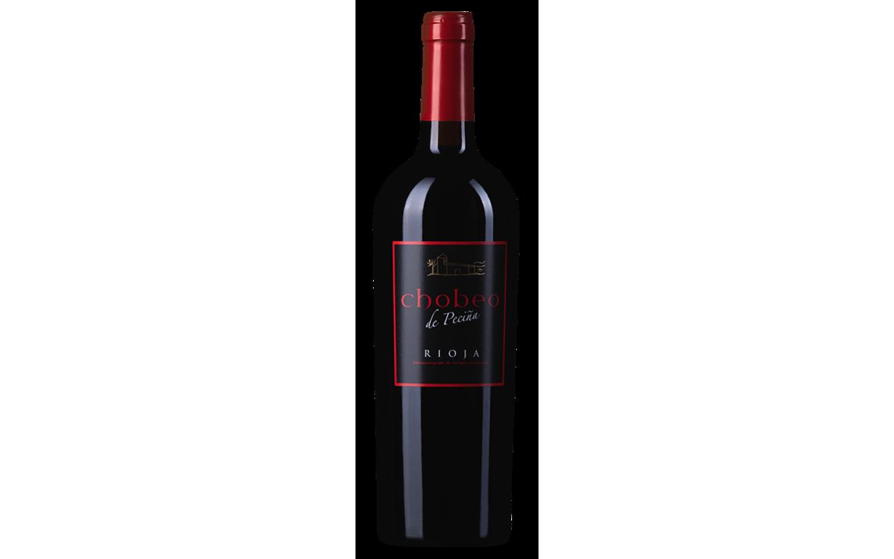 """2009 Chobeo de Pecina Tinto """"Alavesa Kalkstein"""" Rioja Alta, Spanien"""