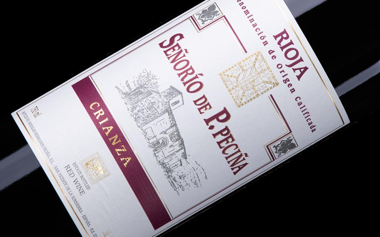 """2014 Crianza """"Alavesa Kalkstein"""" Rioja Alta, Spanien"""
