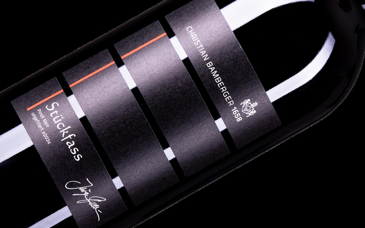 """2014 JTC Stückfass Pinot Noir """"Porpyhr"""" Magnum Nahe, Deutschland"""
