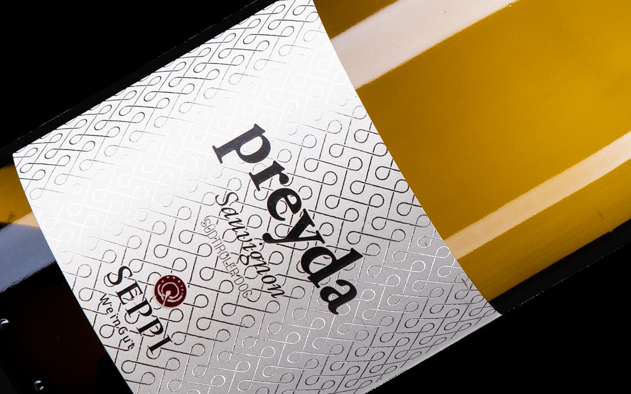 "2017 Preyda Sauvignon Blanc Bio Demeter ""Moränenschotter Sand"" Alto Adige (Südtirol), Italien"