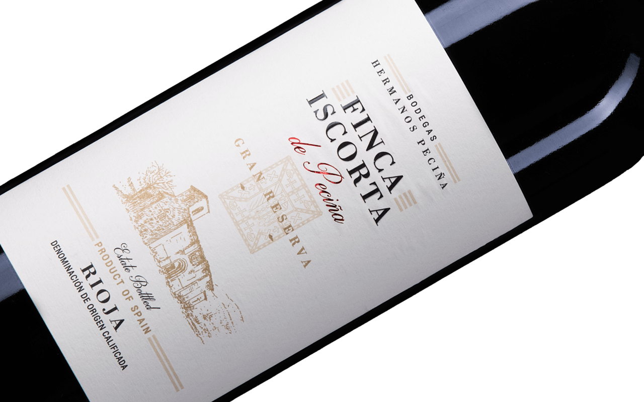 "2010 Finca Iscorta Gran Reserva ""Alavesa Kalkstein"" Rioja Alta, Spanien"