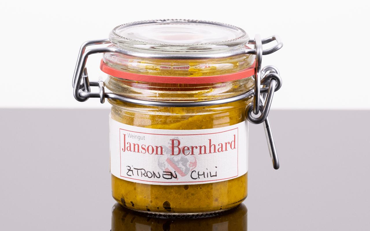 Zellertaler Bio-Zitronen-Chili mit Curcuma von Demeter-Winzerin Christine Bernhard