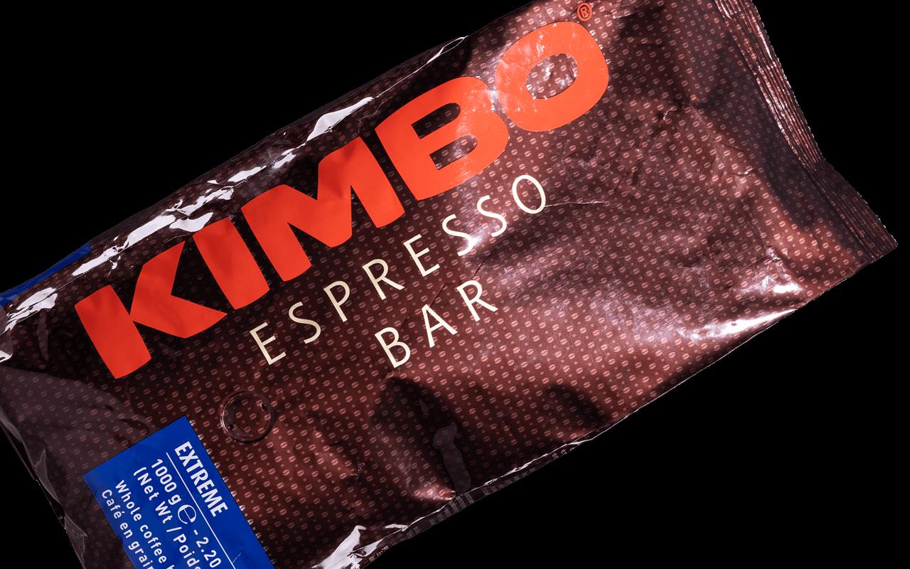 Espresso Extreme - Espresso-Mischung,  ganze Kaffeebohnen
