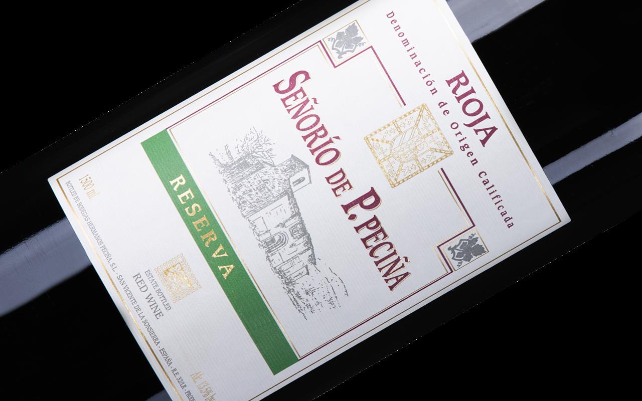 """2010 Reserva Magnum """"Alavesa Kalkstein"""" Rioja Alta, Spanien"""