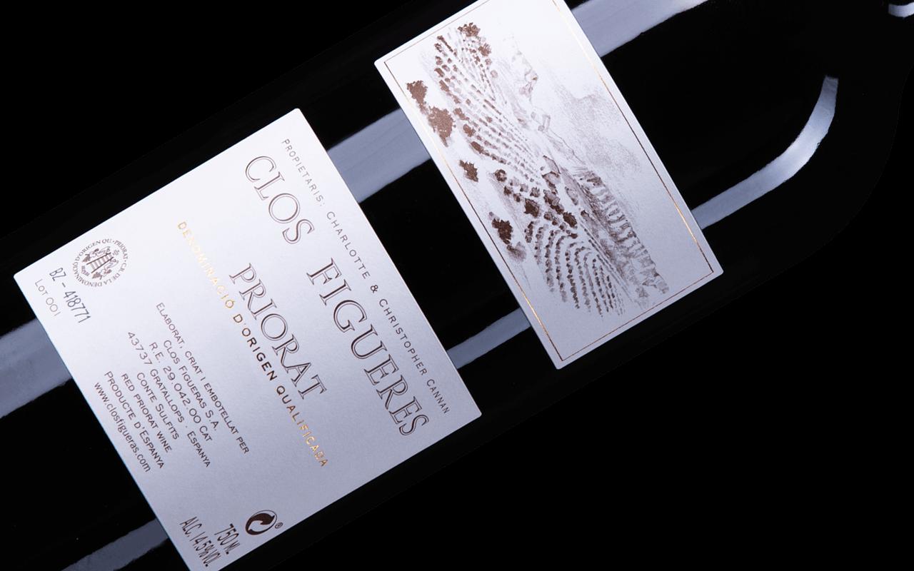 """2013 Clos Figueres Premium Bio """"Llicorella Schiefer Lehm"""" Priorat, Spanien"""