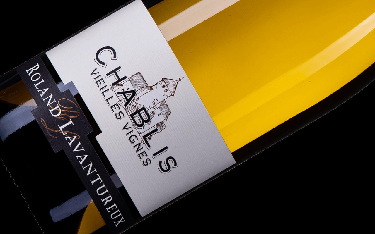 "2017 Chablis Vieilles Vignes ""Kimmeridgium Kalk"" Chablis, Frankreich"