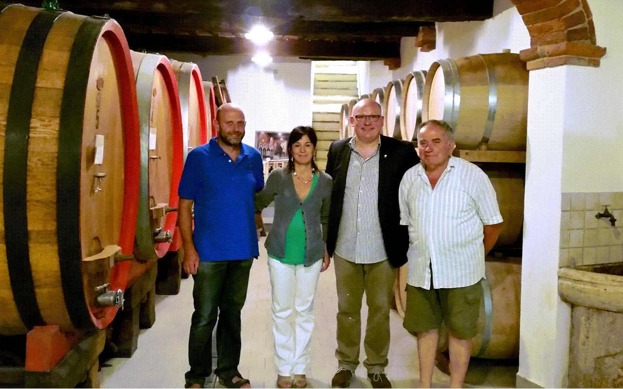 "2009 Riserva Vino Nobile di Montepulciano Doppelmagnum ""Pliozän-Kalk Fossilien"" Montepulciano. Italien"
